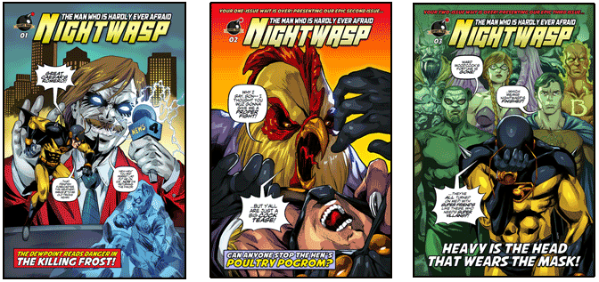 nightwasp 1-3